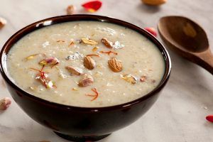 Ambiyan - Kheer (Rice Pudding)