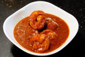 Ambiyan - Spicy Prawns & Sea Scallops Curry